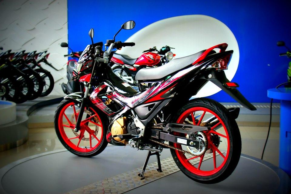 Gambar Terbaru Harga Motor Suzuki Satria Fu 150 Baru 2014 | Tattoo