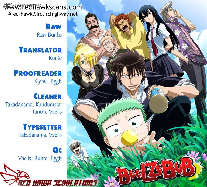 Beelzebub Chapter 97
