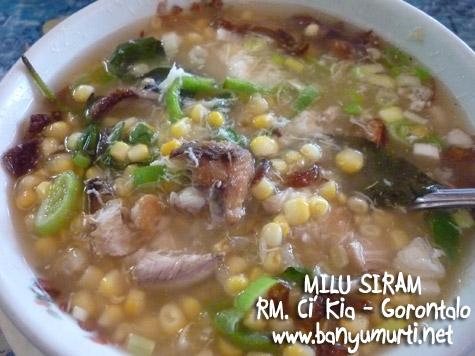 Kuliner Gorontalo - Binde Biluhuta