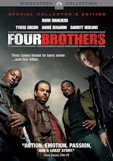 Thù Phải Trả - Four Brothers