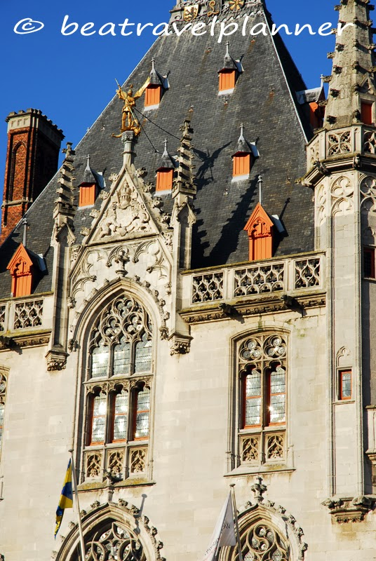 Bruges - Palazzo della Provincia