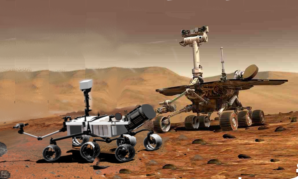 mars rover opportunity current location - photo #15
