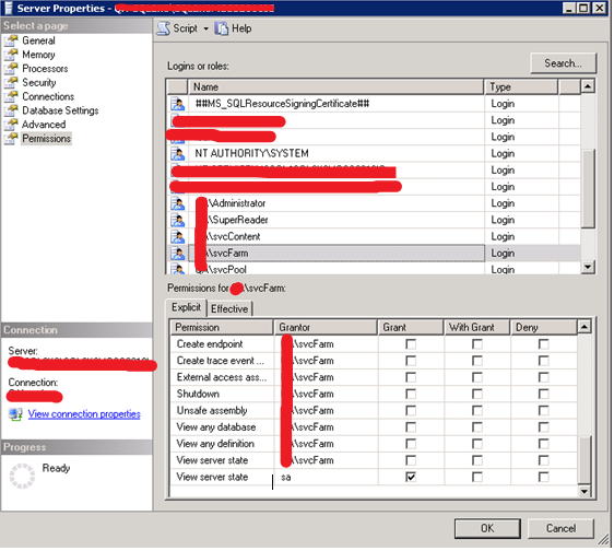 how to find open transactions in sql server 2012