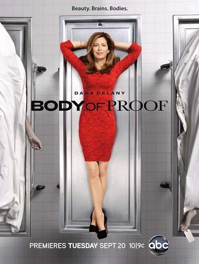 ძიება სხეულის მიხედვით - სეზონი 1/Body Of Proofs - season 1 (სრულად)