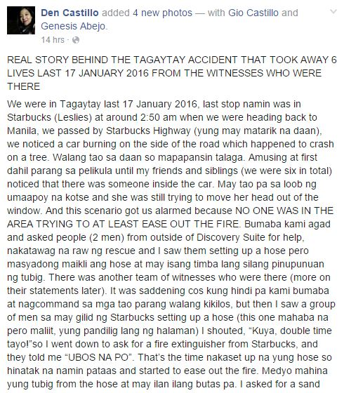 The Truth Behind Tagaytay Car Crash Who Killed 6 Teenagers