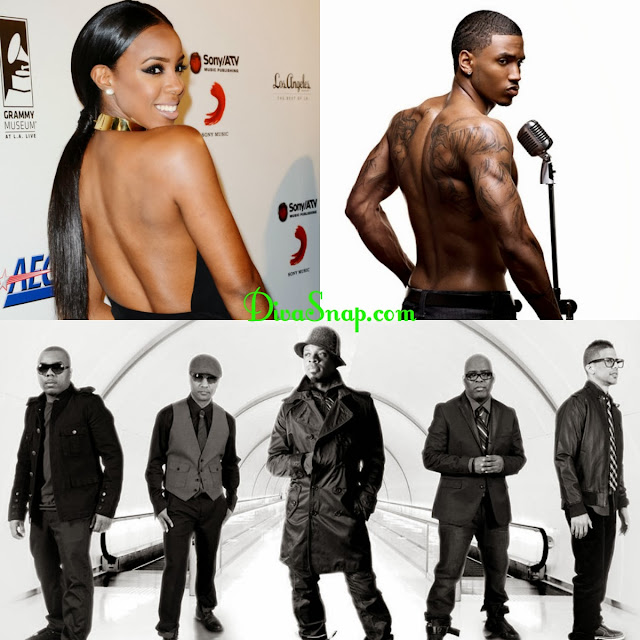 MIAMI JAZZ IN THE GARDEN BRING TO YOU KELLY ROWLAND, TREY SONGZ, & MORE- DivaSnap.com