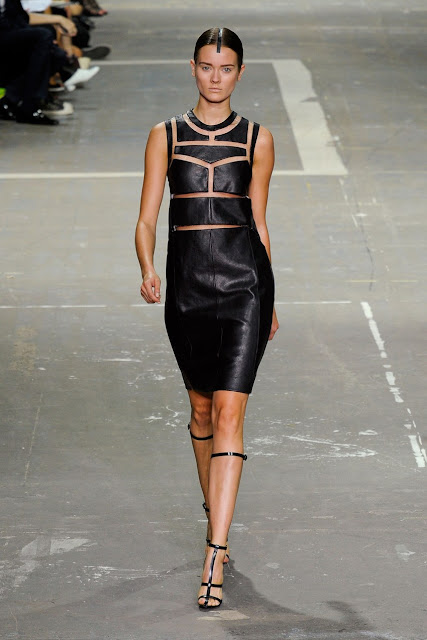 Alexander Wang's Spring/Summer 2013 Little Black Dress