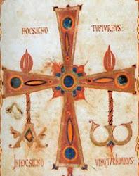 Cruz Antifonario de León