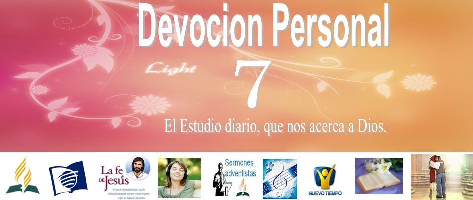Devocion Personal 7
