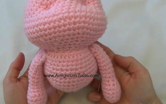 Amigurumi To Go Crochet Along Pig : Crochet Along Pig ~ Amigurumi To Go