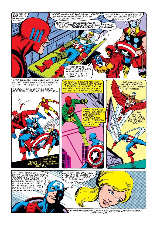Captain America (1968) Issue #251 #166 - English 4