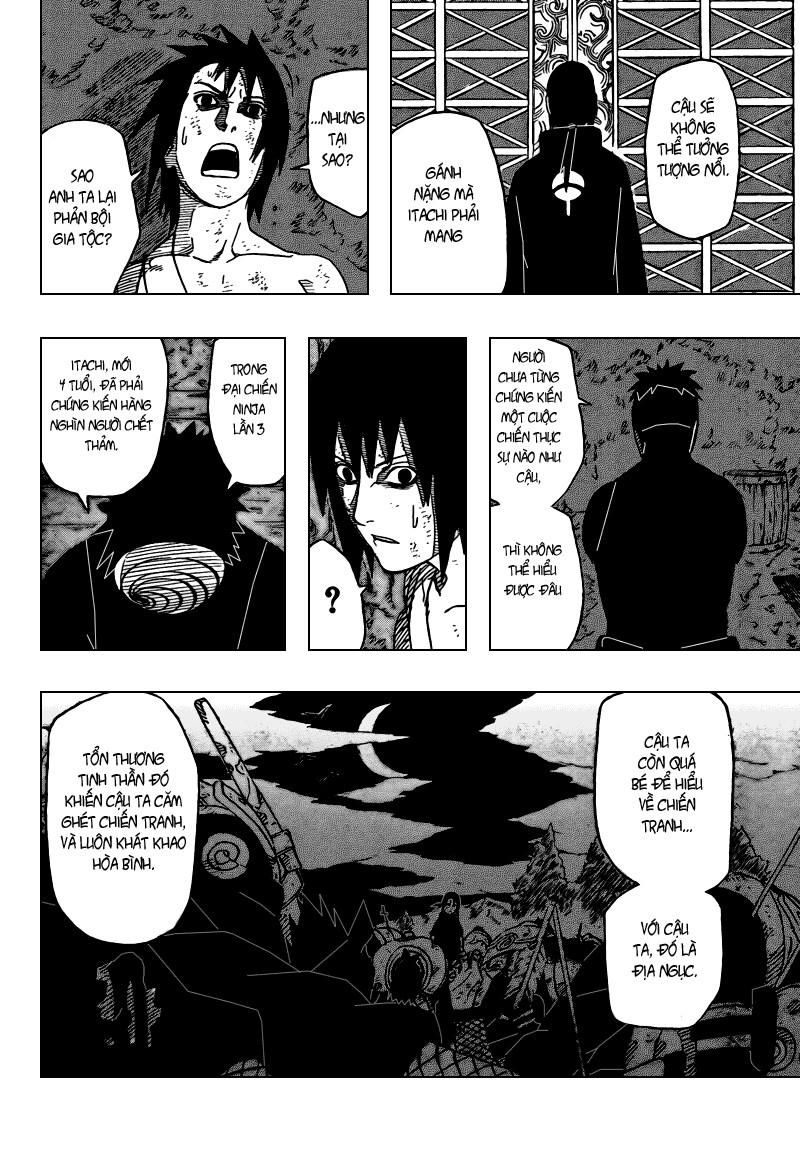 Naruto chap 400 Trang 5 - Mangak.info