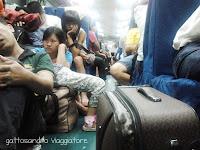 Treno Guangzhou - Zhangjiajie