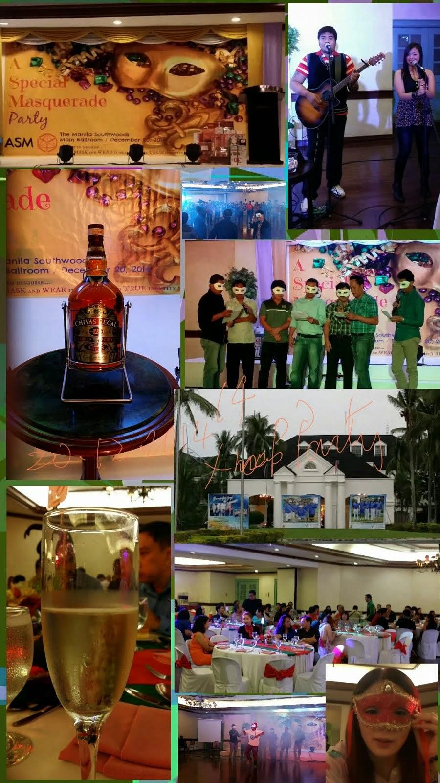 My Xmas Party 2014