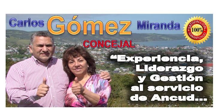 Carlos Gómez Miranda
