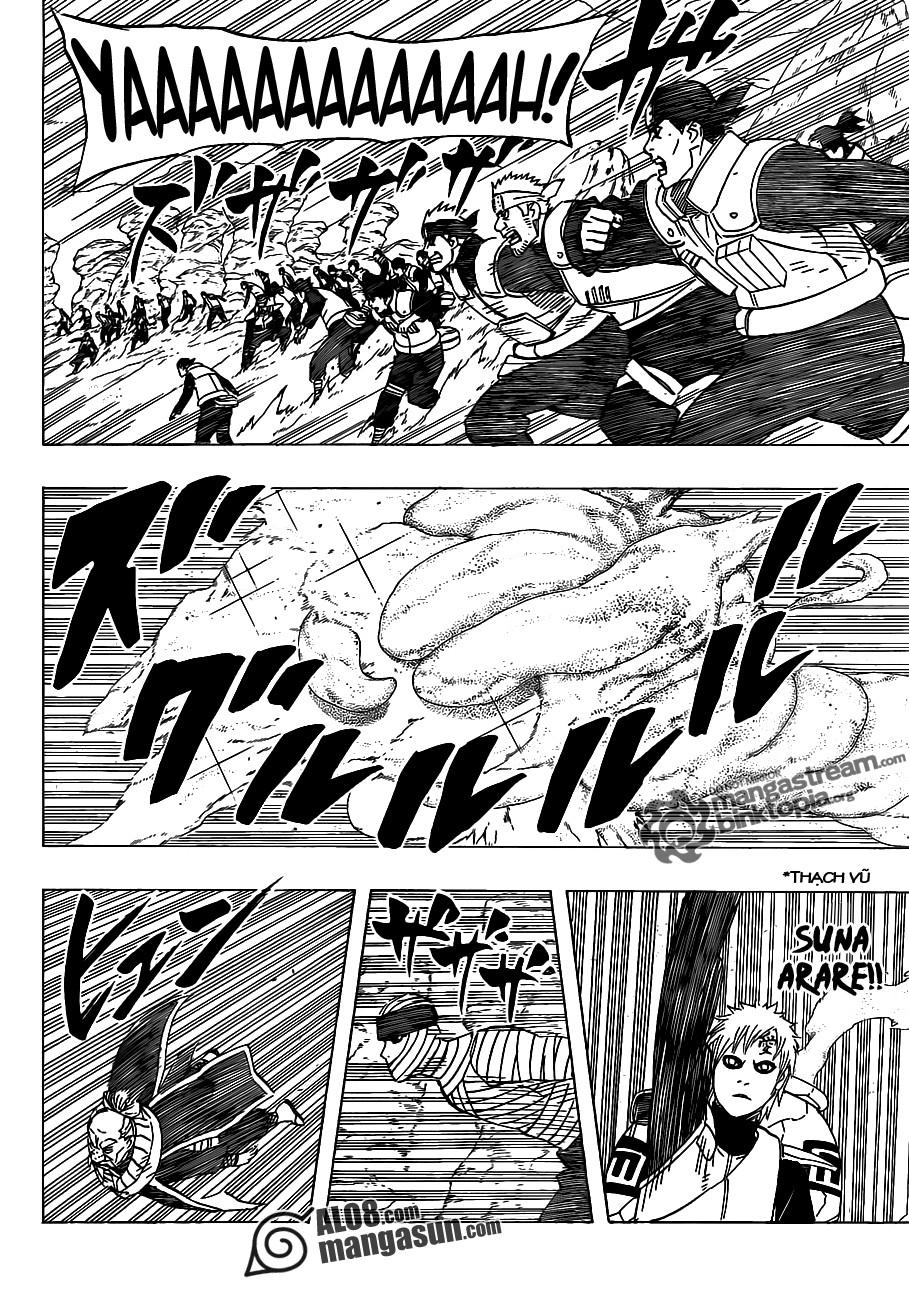 Naruto chap 547 Trang 11 - Mangak.info