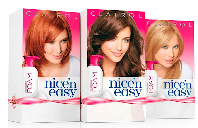 Clairol Nice n' Easy Color Blend Foam