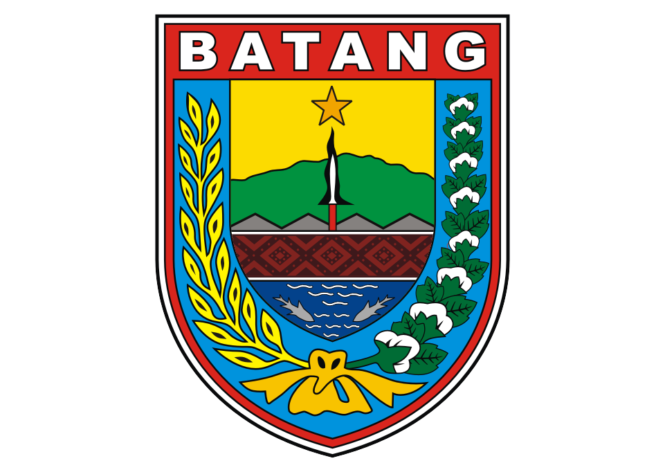 Kabupaten Batang Logo Vector download free