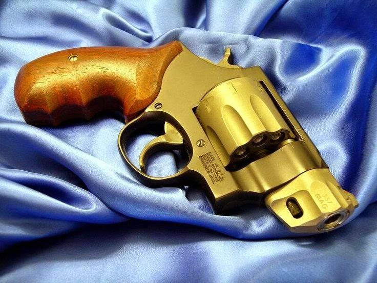 Smith 327 8 shot 357