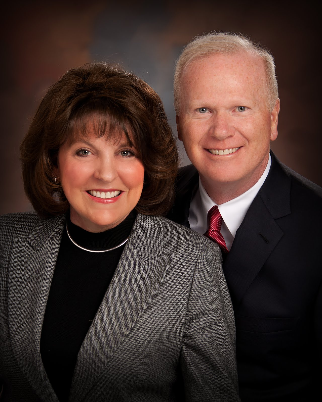 Elder and Sister Jackman