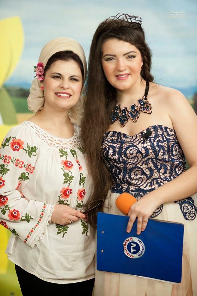 Daiana Berbec & Simona Dinescu-Columna Tv