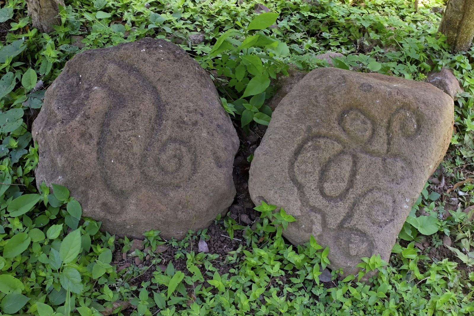 Petroglyphe Ometepe