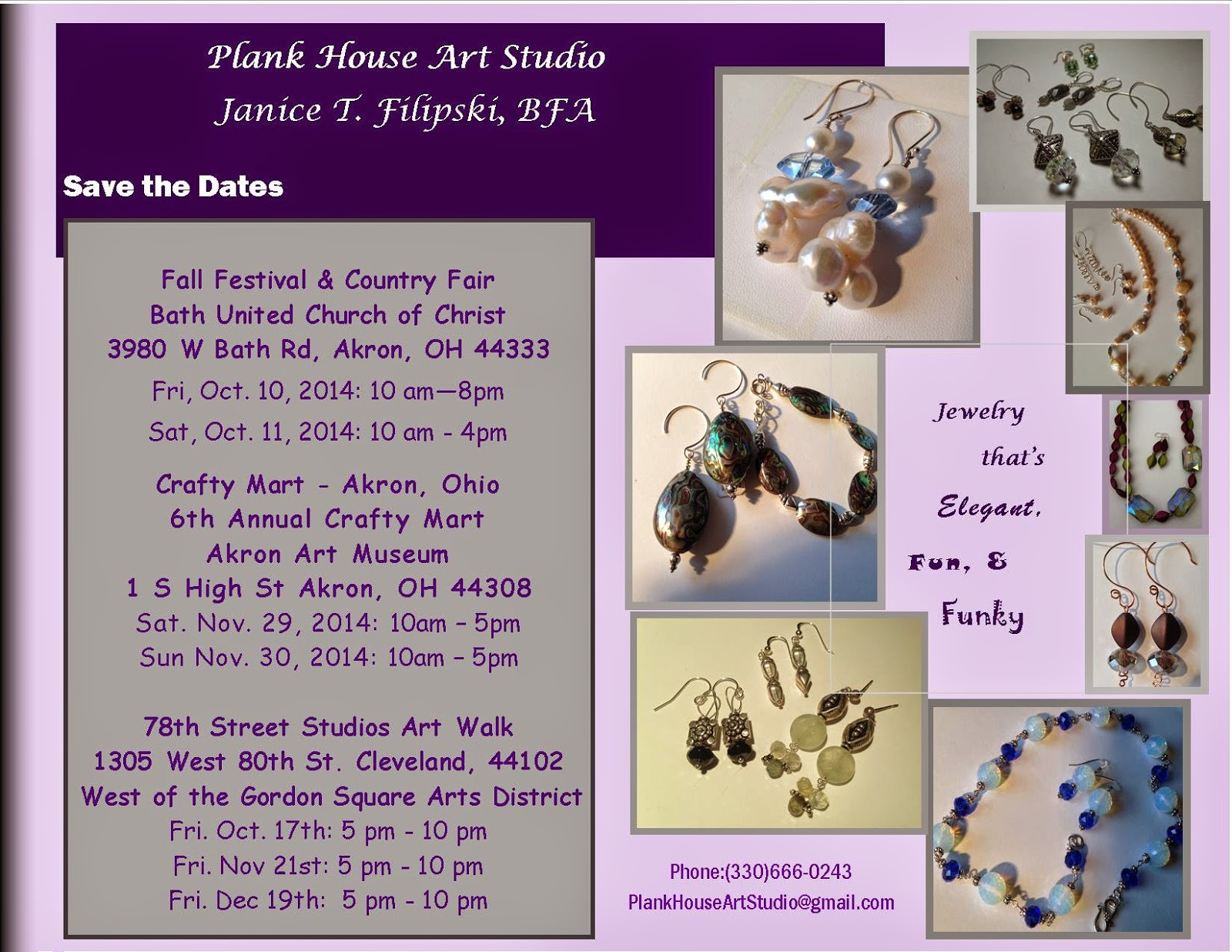 janice filipski plank house art studio