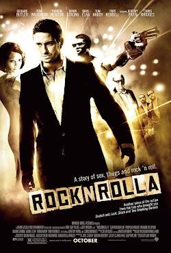 Rút Súng Là Bắn - Rocknrolla (2008) Poster
