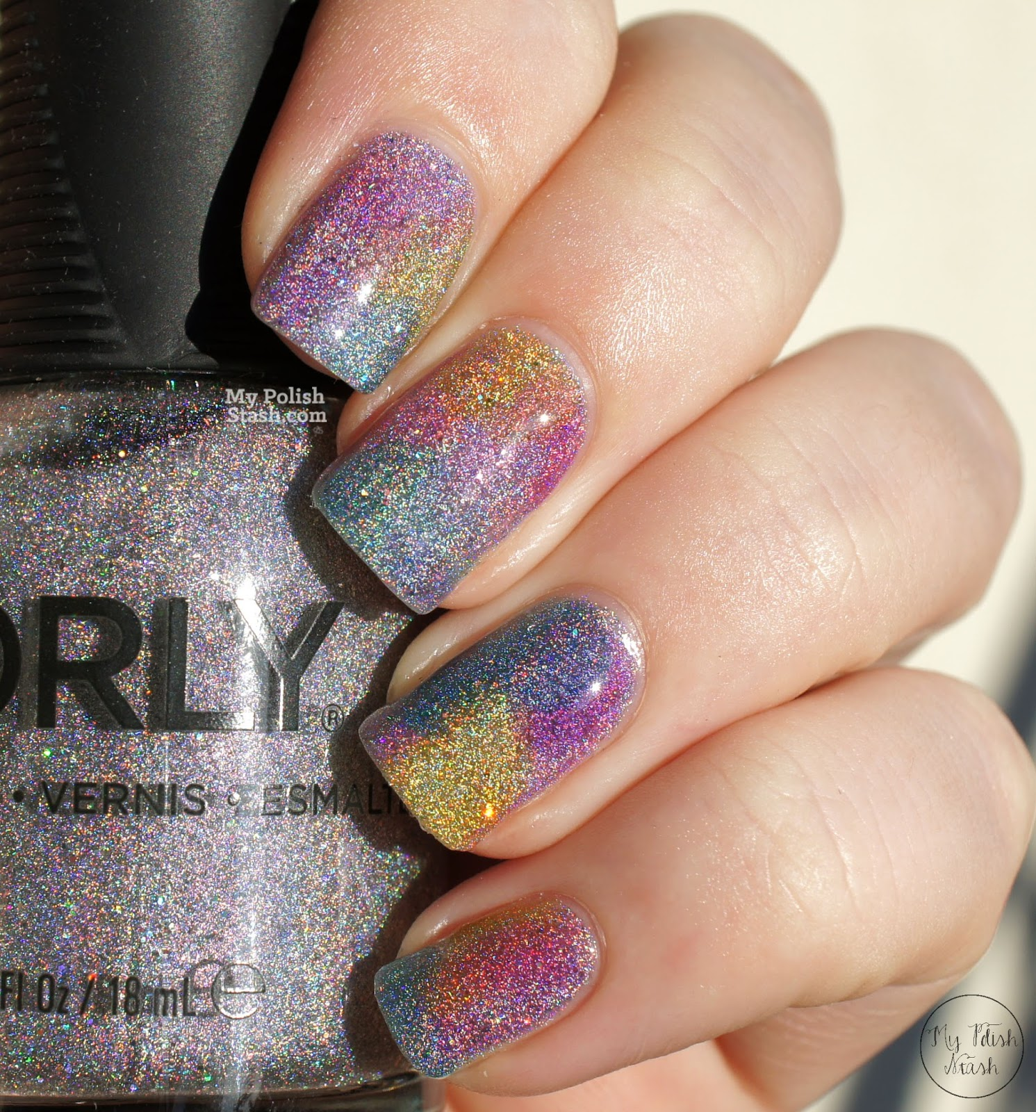 orly mirrorball opi sheer tints