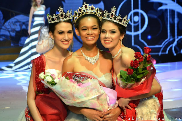Miss Resorts World Manila 2013 Winner Nikita Pia McElroy
