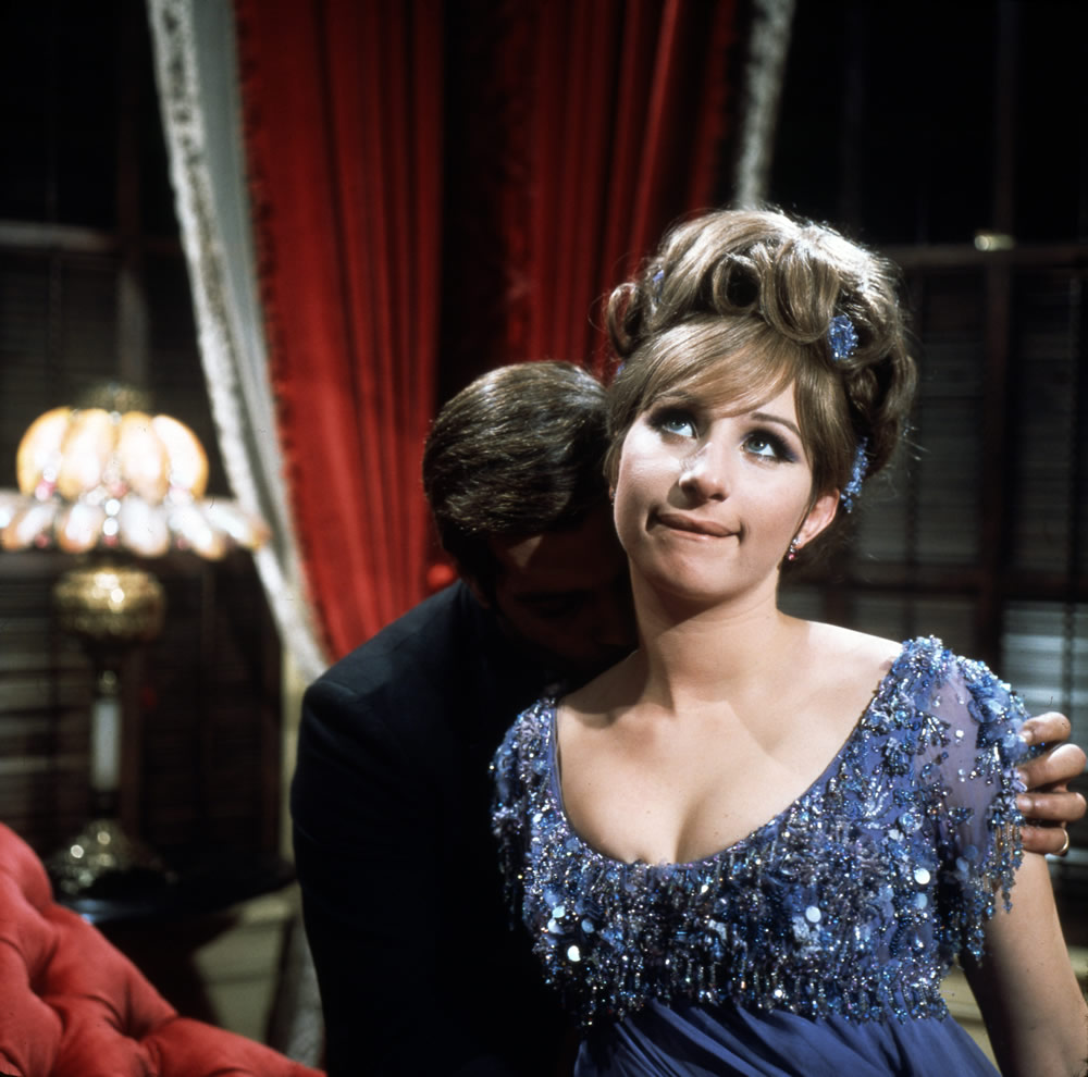 Movie review funny girl 1968