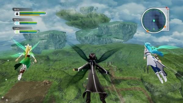 Sinon, Yui y más en estas imágenes de Sword Art Online