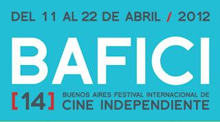 Logotipo de BAFICI 2012