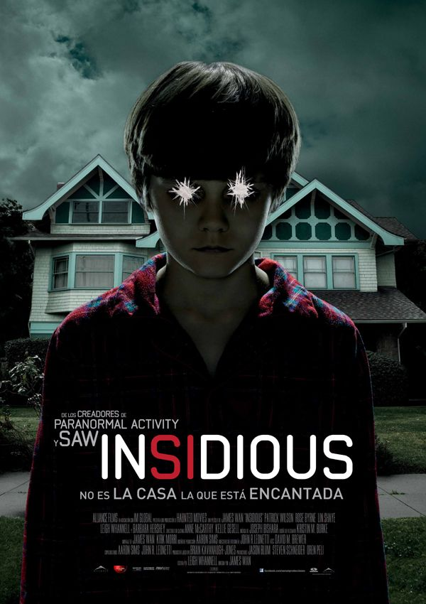 Poster de Insidious