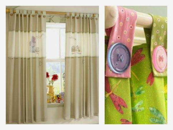 Consigli per la casa e l\' arredamento: Montaggio tende: idee per ...