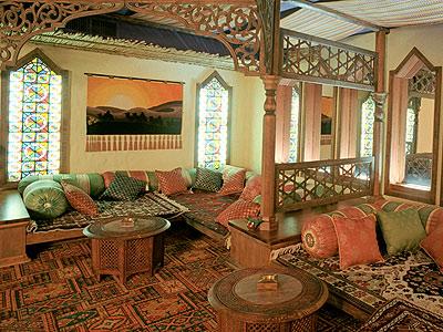 Дизайн арабский стиль