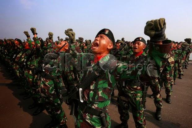 TNI Sabet Tiga Rekor MURI