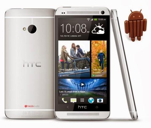 Tra circa 90 giorni verrà distribuito l'aggiornamento android 4.4 KitKat per l'Htc One Usa