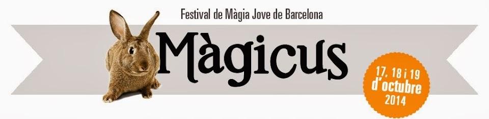 Màgicus - V Festival de Màgia Jove de Barcelona