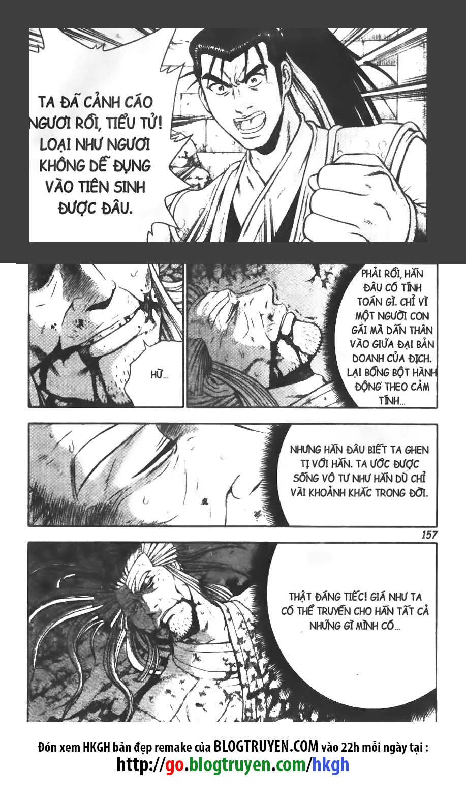 Hiệp Khách Giang Hồ chap 314 Trang 25 - Mangak.info