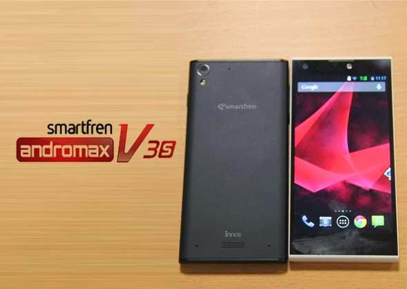 Review Smartphone : Andromax V3S , Smartphone Selfie