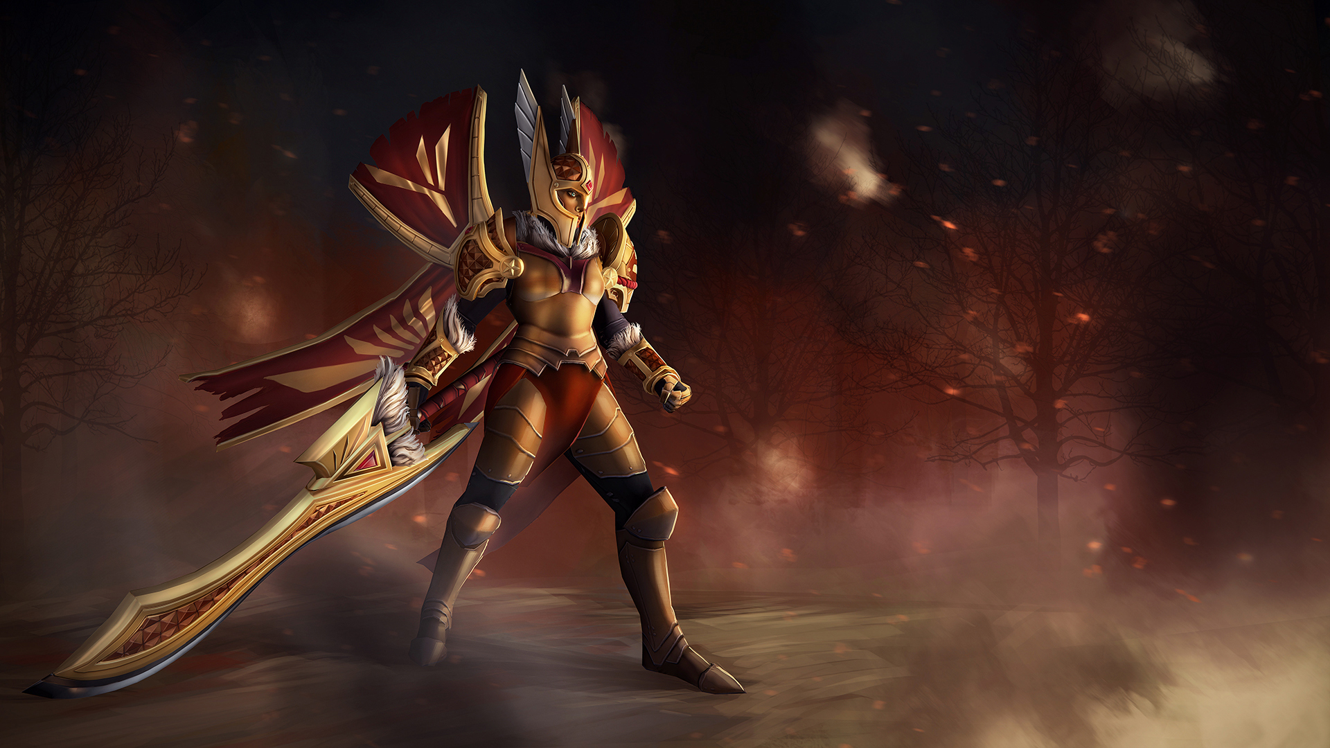 What Do You Think Asta Would Look Like? - General ...  Legion Commander Dota 1