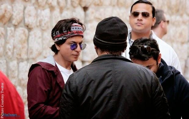 Shah Rukh Khan Shoots For Fan In Croatia Poster 4