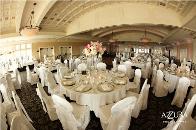 Flora Nova Design, blush pink wedding flowers, Newcastle Golf Club wedding reception