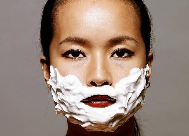 Afeitado femenino