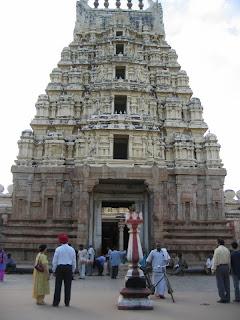 Mysore Srirangapattana temple