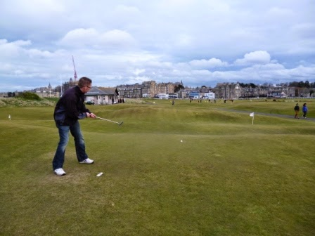 The Himalayas at St Andrews