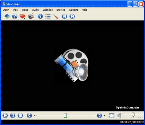 SMPlayer | Video audio Player Free