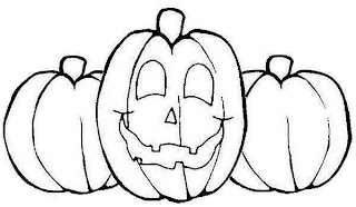 Pumpkins Coloring Pages