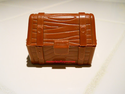 Weebles haunted house treasure chest warduke